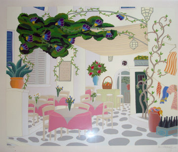 Lotus Limited Edition Print by Thomas Frederick McKnight