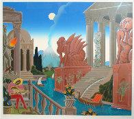 Atlantis 1987 36x40 Super Huge Limited Edition Print by Thomas Frederick McKnight - 0