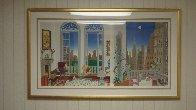 Manhattan Fantasy 1989 Limited Edition Print by Thomas Frederick McKnight - 1