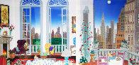 Manhattan Fantasy 1989 Limited Edition Print by Thomas Frederick McKnight - 0