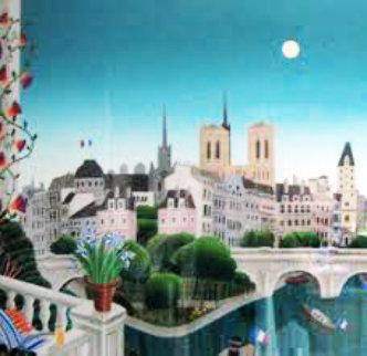 Paris: Ile De La Citi Limited Edition Print by Thomas Frederick McKnight