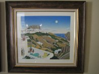 Chora View Limited Edition Print by Thomas Frederick McKnight - 2
