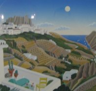 Chora View Limited Edition Print by Thomas Frederick McKnight - 0