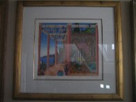 Ancient Garden Limited Edition Print by Thomas Frederick McKnight - 1