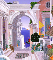 Classical City Gate Limited Edition Print by Thomas Frederick McKnight - 0