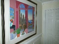 Ports of Call 1987 Super Huge Limited Edition Print by Thomas Frederick McKnight - 2
