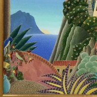 Capri (Southern Italy Suite) 20x22 Original Painting by Thomas Frederick McKnight - 2