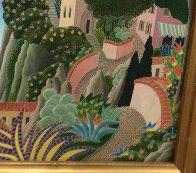 Capri (Southern Italy Suite) 20x22 Original Painting by Thomas Frederick McKnight - 5