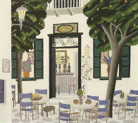 Mykonos II Suite of 10 Limited Edition Print by Thomas Frederick McKnight - 2
