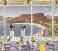 Mykonos II Suite of 10 Limited Edition Print by Thomas Frederick McKnight - 3