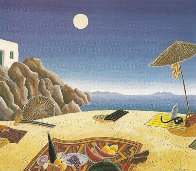 Mykonos II Suite of 10 Limited Edition Print by Thomas Frederick McKnight - 4