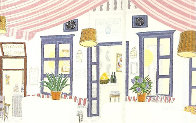 Mykonos II Suite of 10 Limited Edition Print by Thomas Frederick McKnight - 5