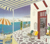 Mykonos II Suite of 10 Limited Edition Print by Thomas Frederick McKnight - 6