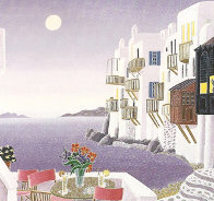 Mykonos II Suite of 10 Limited Edition Print by Thomas Frederick McKnight - 7