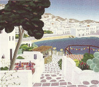 Mykonos II Suite of 10 Limited Edition Print by Thomas Frederick McKnight - 8