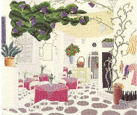 Mykonos II Suite of 10 Limited Edition Print by Thomas Frederick McKnight - 9