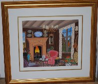 Cotswold Inn (England Suite) Limited Edition Print by Thomas Frederick McKnight - 2