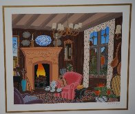 Cotswold Inn (England Suite) Limited Edition Print by Thomas Frederick McKnight - 1