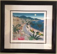 Voyages to Paradise Suite of 4=1991 Limited Edition Print by Thomas Frederick McKnight - 1