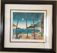 Voyages to Paradise Suite of 4=1991 Limited Edition Print by Thomas Frederick McKnight - 2