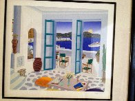 Voyages to Paradise Suite of 4=1991 Limited Edition Print by Thomas Frederick McKnight - 4