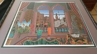 Capriccio  1988 Huge Limited Edition Print by Thomas Frederick McKnight - 1