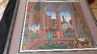 Capriccio  1988 Huge Limited Edition Print by Thomas Frederick McKnight - 4