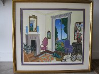 Untitled Interior 1980 Limited Edition Print by Thomas Frederick McKnight - 1