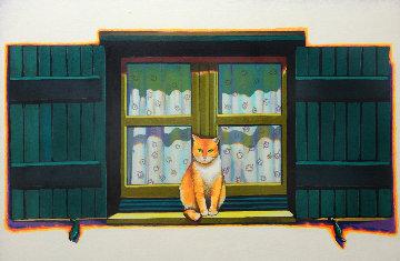 Oliver  2001 Limited Edition Print - Igor Medvedev
