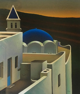Magic Place 2001 Limited Edition Print - Igor Medvedev