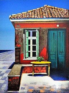 Seashore 2001 Limited Edition Print - Igor Medvedev
