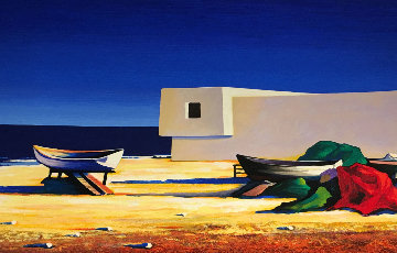 Fuengirola Spain 2005 Limited Edition Print - Igor Medvedev