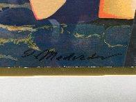 Santorini Vista 2003 Limited Edition Print by Igor Medvedev - 2