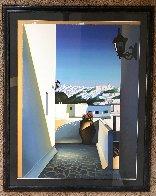 Santorini Vista 2003 Limited Edition Print by Igor Medvedev - 1