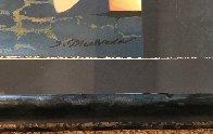 Santorini Vista 2003 Limited Edition Print by Igor Medvedev - 3