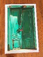 Green Door #26 1997 Limited Edition Print by Igor Medvedev - 1