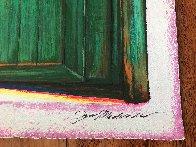 Green Door #26 1997 Limited Edition Print by Igor Medvedev - 2