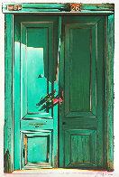 Green Door #26 1997 Limited Edition Print by Igor Medvedev - 0