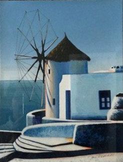 Quiet Mill 1998  Limited Edition Print - Igor Medvedev