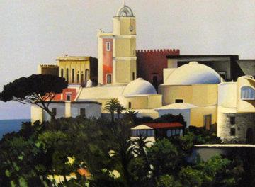 Island of Ischia  2001 Limited Edition Print - Igor Medvedev