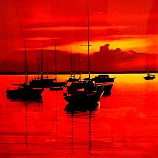 Scarlet Tide 2006 Limited Edition Print - Igor Medvedev