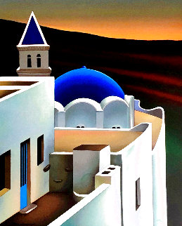 Magic Place Limited Edition Print - Igor Medvedev