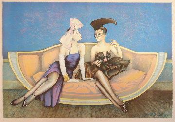 Dolce 1987 Limited Edition Print by Igor Medvedev