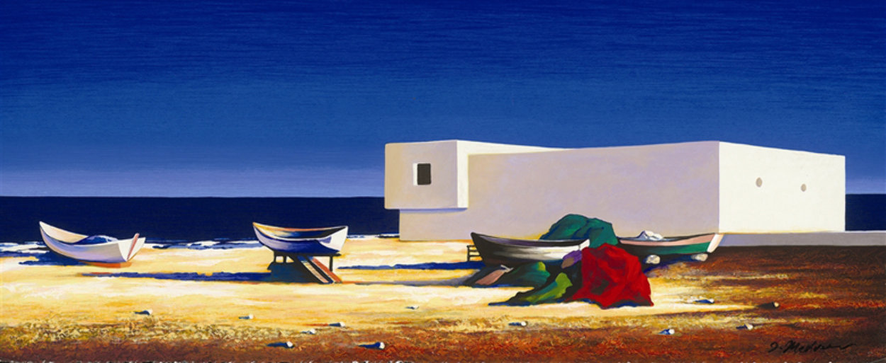 Fuengirola Spain 2005 Limited Edition Print by Igor Medvedev