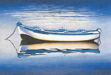 Silver Bride 2005 Limited Edition Print - Igor Medvedev