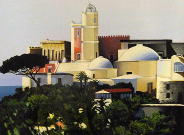 Island of Ischia 2001 Limited Edition Print by Igor Medvedev