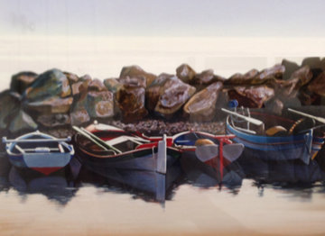 Dormant Fleet 2002 Limited Edition Print - Igor Medvedev