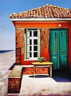 Seashore 2001 Limited Edition Print by Igor Medvedev - 0