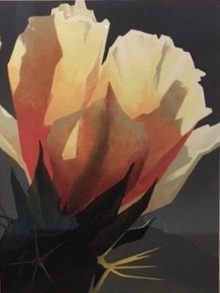 La Flor Amarillo Limited Edition Print by Ed Mell