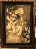 Madame Blanche  2009 Limited Edition Print by Daniel Merriam - 2